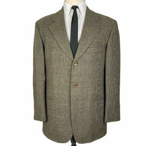 HUGO BOSS Suits & Blazers - Hugo Boss Einstein Sport Coat 42R Wool Cashmere